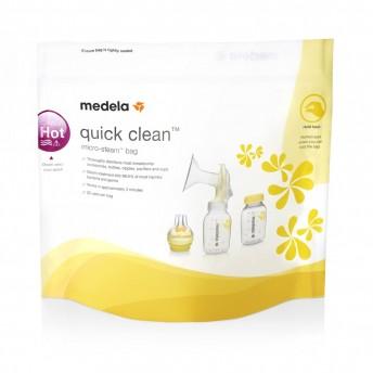 Medela sterilizačné vrecká Quick Clean™