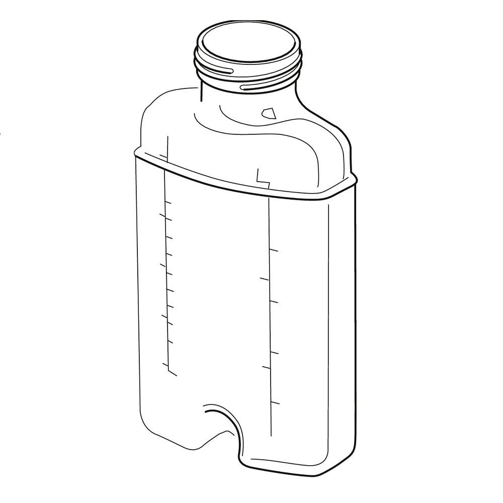 Medela náhradná Fľaša Suplementor