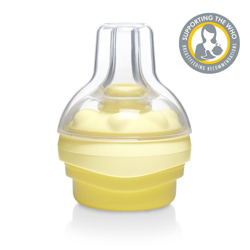 Medela fľaša pre dojčené deti Calma - Calma systém bez fľaše