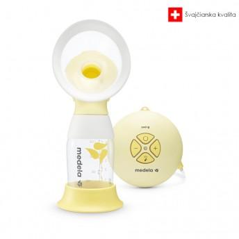 Medela Odsávačka mlieka elektrická Swing Flex™ + darček Vrecká na mlieko 25ks