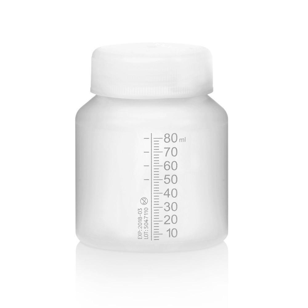 Medela Fľaša jednorazová - balenie 1 ks - 80 ml