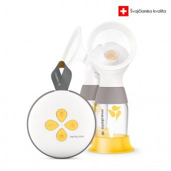 MEDELA Odsávačka mlieka elektrická double Swing Maxi™ NEW